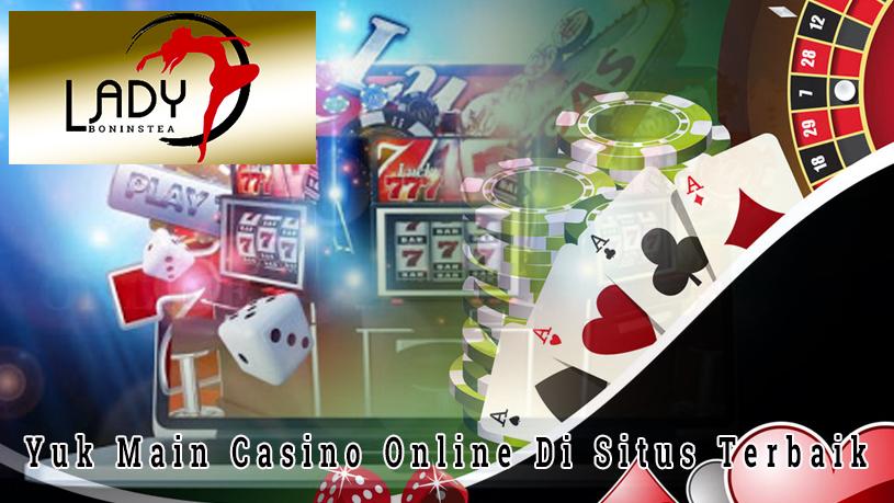 Casino Online Di Situs Terbaik - Bandar Judi Online Uang Asli