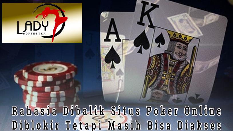 Situs Poker Online Diblokir - Bandar Judi Online Uang Asli